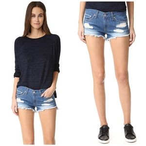 Rag & Bone NWT denim shorts